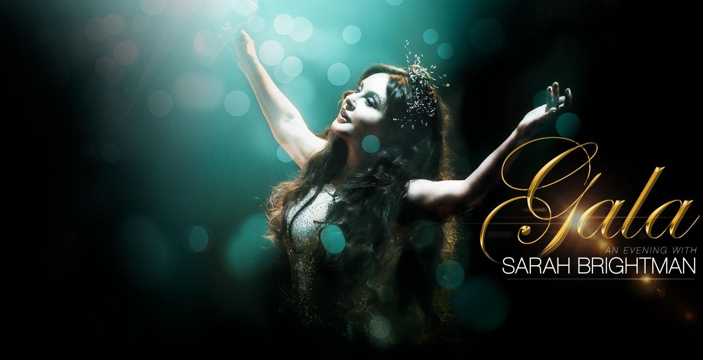 Gala - An Evening With Sarah Brightman